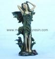 polyresin/polystone fairy miniature
