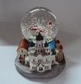 Tallinn Estonia Snow globe of souvenir gifts 2