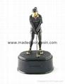 Polyresin sport trophy, sport trophy