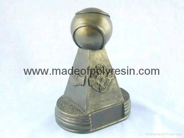 Polystone crafts for trophey, polyresin trophey, sports trophey 1