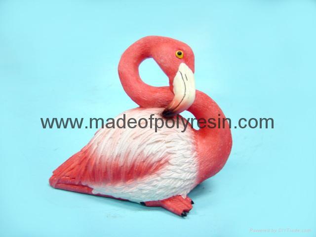 Poly resin flamigo crafts/gifts, flamigo bird, flamigo statue 1