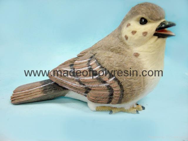 polyresin/polystone fat bird sculpture,fat bird crafts,fat bird arts