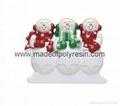 polyresin christmas ornament,resin