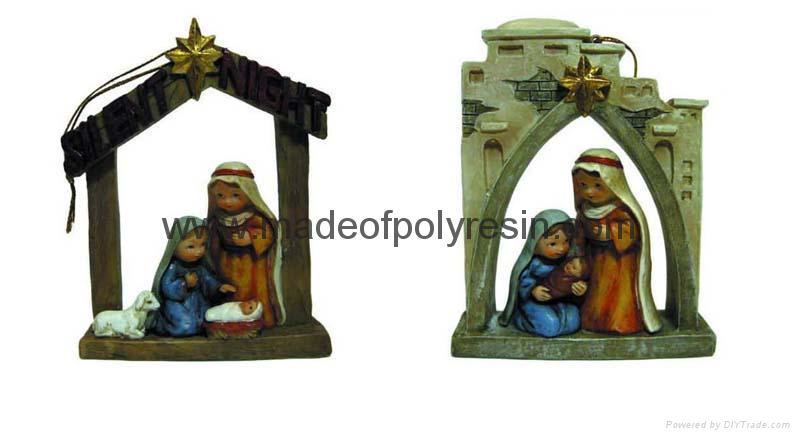 polyresin nativity set,resin nativity sets, resinic nativity sets 1