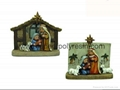 polyresin nativity set,resin nativity