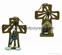 polyresin christian crafts,resin christian crafts, resinic christian crafts