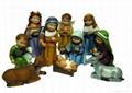 polyresin religious crafts, resin religious crafts, resinic religious arts