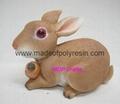polyresin rabbit resin rabbit
