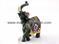polyresin elephant resin elephant crafts