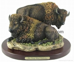 polyresin buffalo resin buffalo buffalo crafts buffalo sculpture