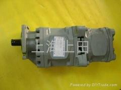 kobelco crane hydraulic pumps