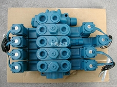 爱知高空作业车液压阀4DP04T1P678-0