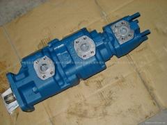 內田齒輪泵
