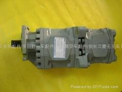 T350/T450/T500神鋼齒輪泵
