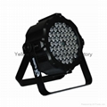 Hot sell LED Par light 3W*54pcs RGBW