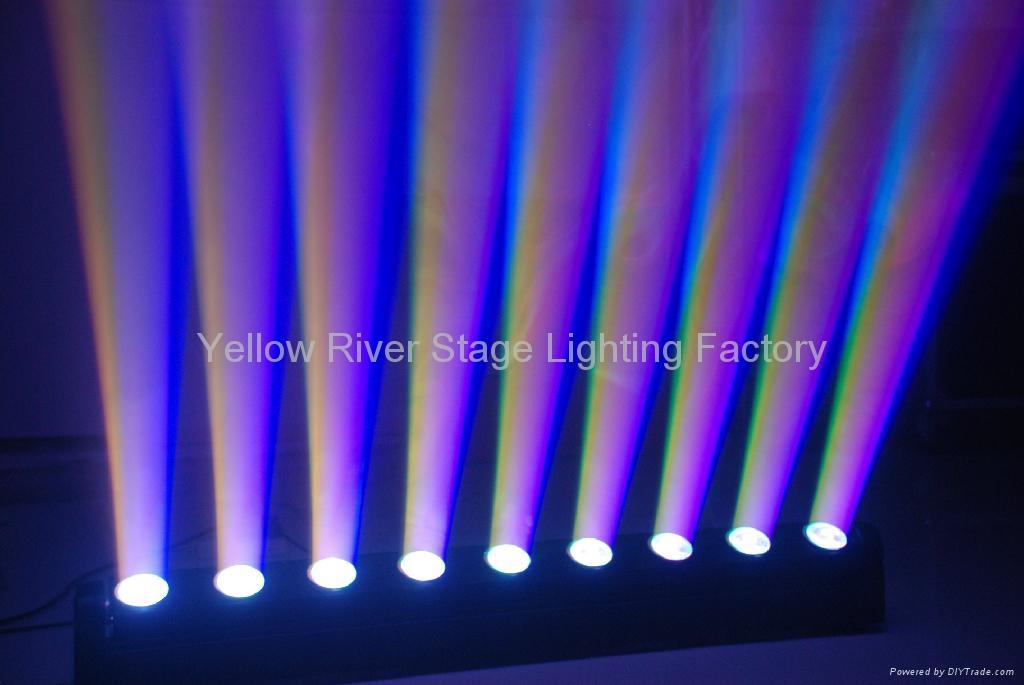 9眼長條光束效果燈 4