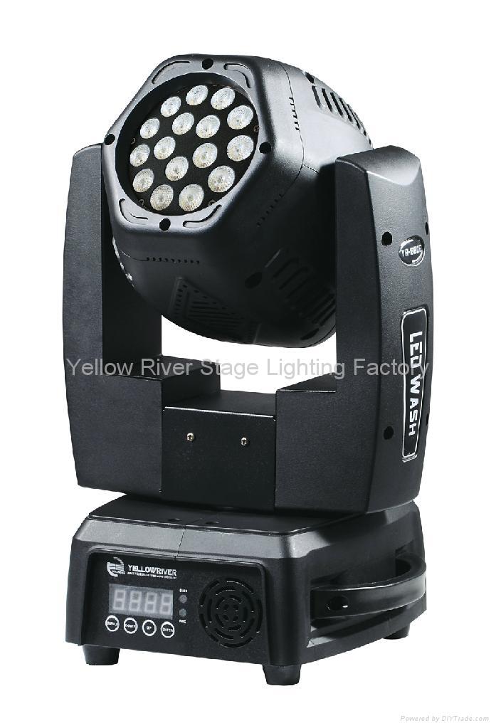 LED雙面搖頭染色燈 2