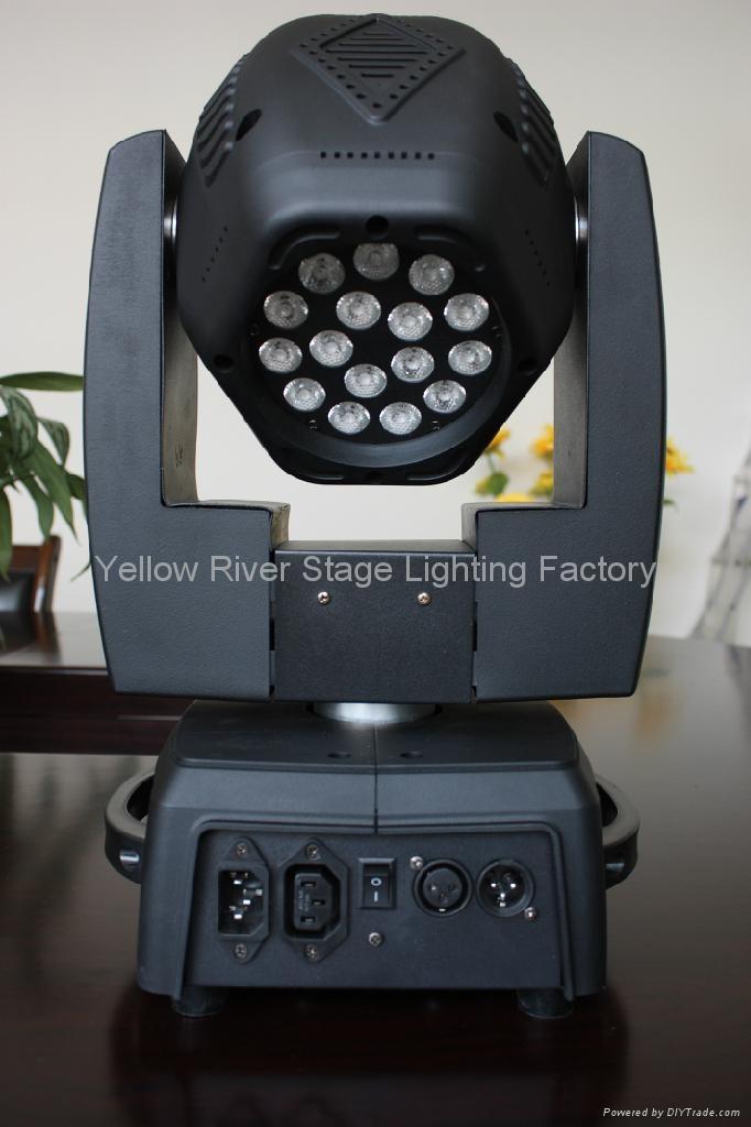 雙面LED搖頭光束燈 2