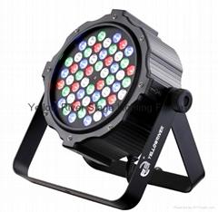 LED Par light 3W*54pcs