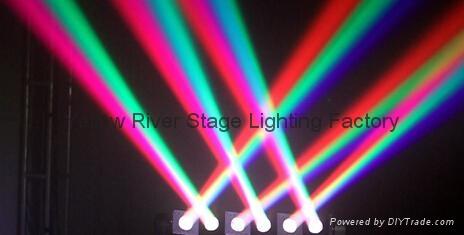 波浪形LED光束燈 2