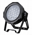 3w 19pcs RGBW  LED PAR IP65