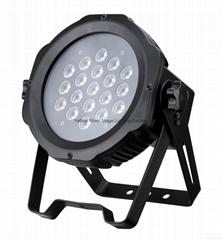 3w 19pcs RGBW  LED PAR IP65 LIGHT
