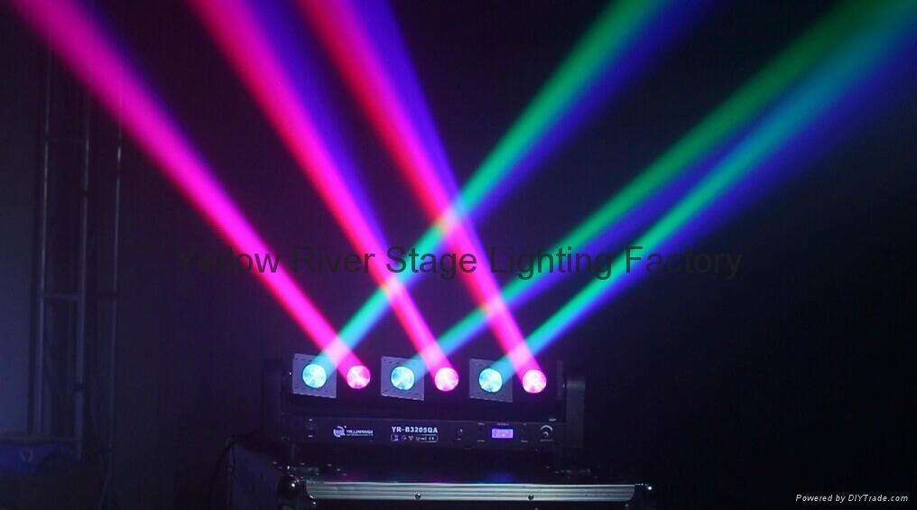 波浪形LED光束燈 5