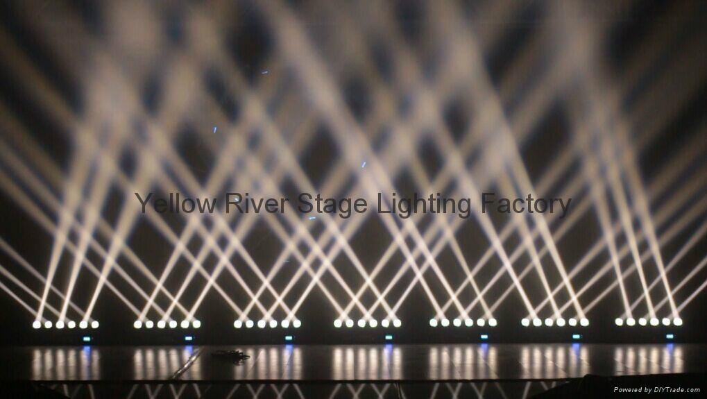 波浪形LED光束燈 7