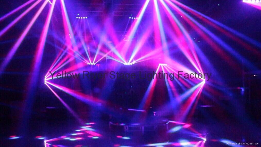 5 eyes arc moving head  led beam light  3