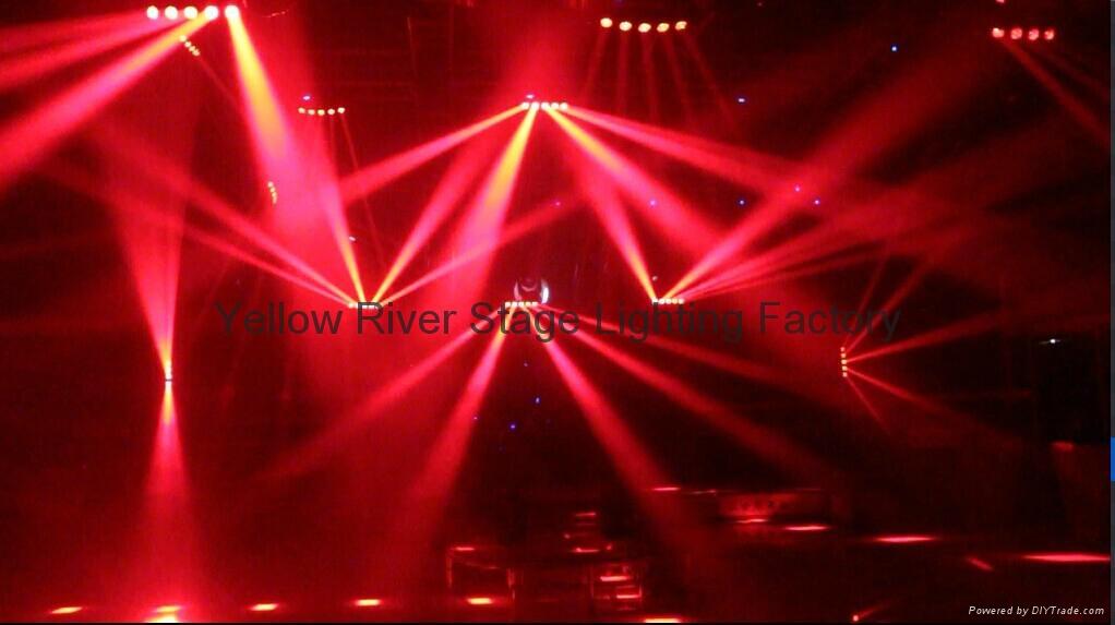 5 eyes arc moving head  led beam light  5