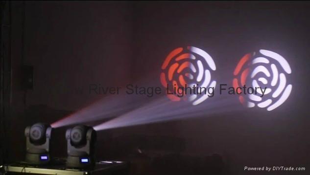 迷你 40W LED 小搖頭  5