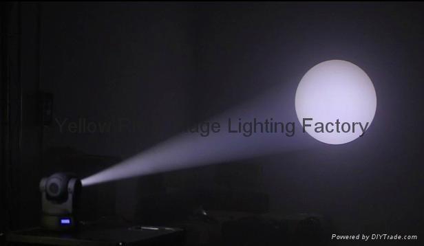 迷你 40W LED 小搖頭  6