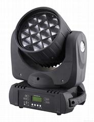 10W 12PC QUAD LED MAGIC BEAM light
