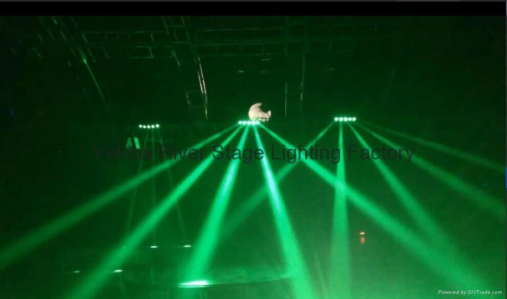 5眼弧形光束燈 2