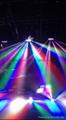 5眼弧形光束燈 4