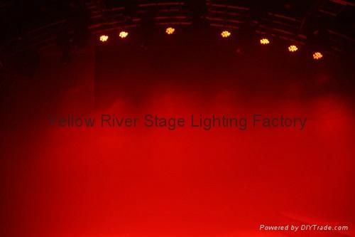 Slim led par 10W 18PCS RGBWAUV LED par light  3