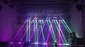 LED雙頭無極光束燈 2