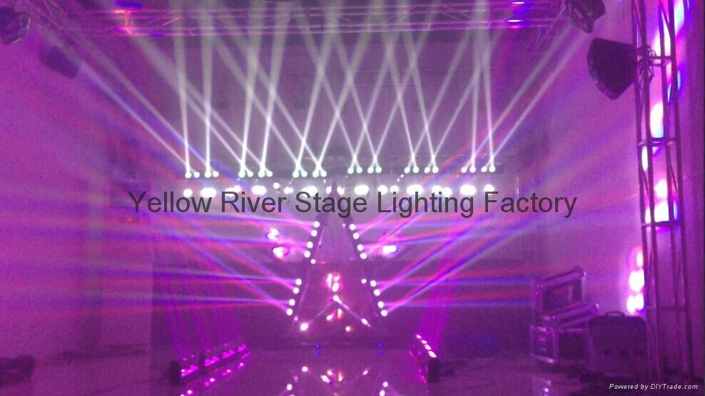 LED雙頭無極光束燈 3