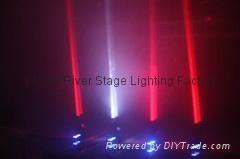 Bi-directional free rotation led moving beam light 4