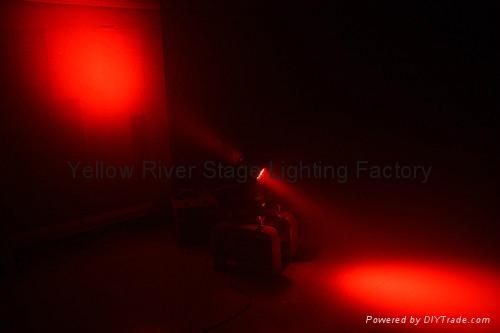 Bi-directional free rotation led moving beam light 5