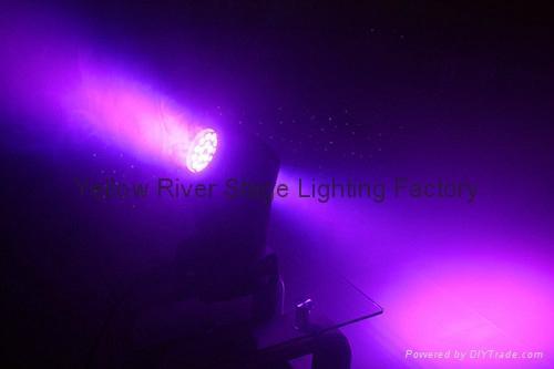 Bi-directional free rotation led moving beam light 6
