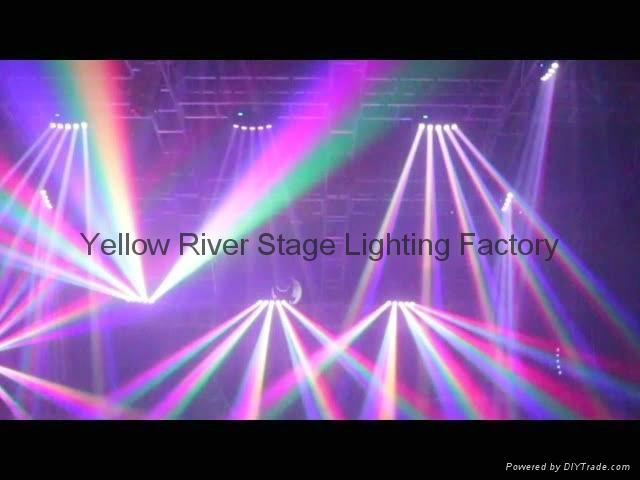 Hot sale 10W LED RGBW 4IN1 Moving head bar/LED sweep beam 3