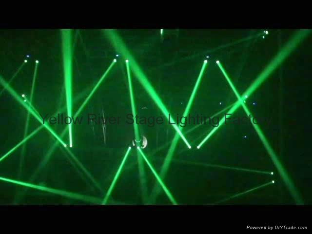 5眼弧形光束灯 2