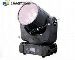 10W 12顆 4色 LED 搖頭矩陣燈