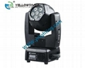 4 in 1 LED double-side moving head light