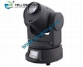25W LED mini  moving head beam light  WHITE color