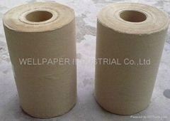 coffee towel unbleached brown towel roll kraft paper roll