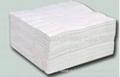 Luncheon Napkins 1/4 Fold/white napkin 2