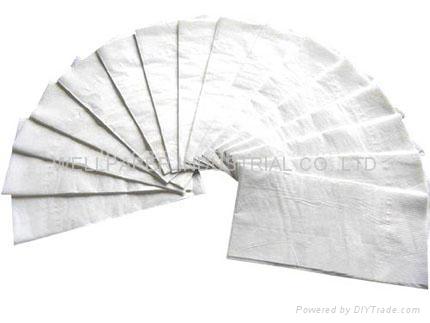 Dinner Napkin paper napkin white napkin 1
