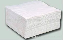Dinner Napkin paper napkin white napkin 2
